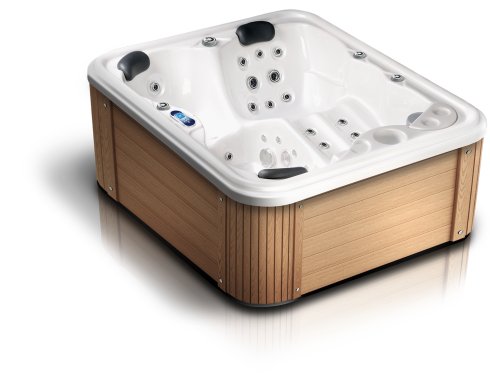 Puerla Mini - all year outdoor whirlpool Canadian Spa International®