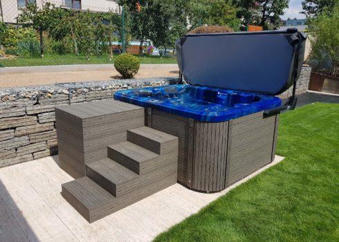 Canadian Spa International® Spa Studio zahradní vířivka Puerla