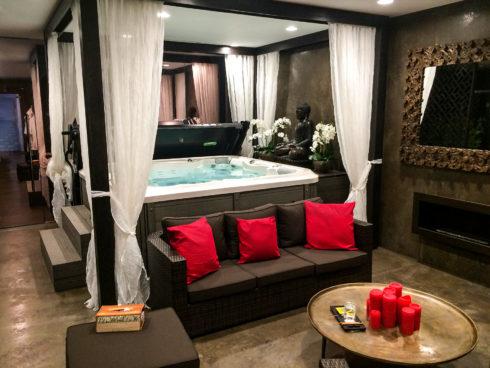 Luxusní vířivá vana Delphina Royal Vision - Spa Studio