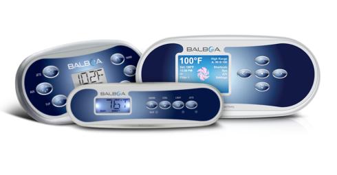 Spa-studio - hot tub family whirlpools - technology Balboa control panels