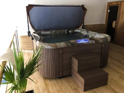 Canadian Spa International® Hot tub Nemo Excellence - Spa-Studio.cz - whirlpools, swim spa and finnish saunas