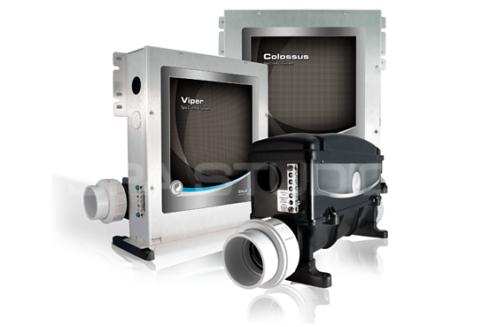 Technologie - řídicí jednotky pro prémiové vířivé vany a swim spa Canadian Spa International®