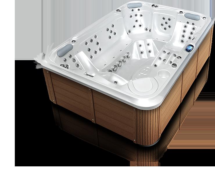 Whirlpool hot tub by Canadian Spa International®, Spa Studio Praha