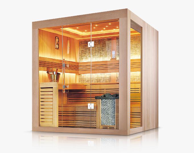 Designové finské sauny a venkovní vířivky - Spa Studio