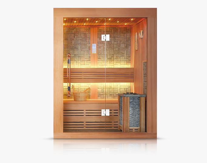 Premium finnish sauna - Spa Studio
