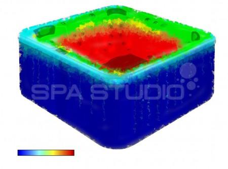 Chytré vířivky Spa Studio