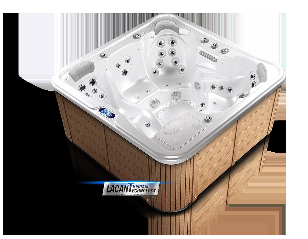 Whirlpool hot tub Canadian Spa International, Spa Studio Praha